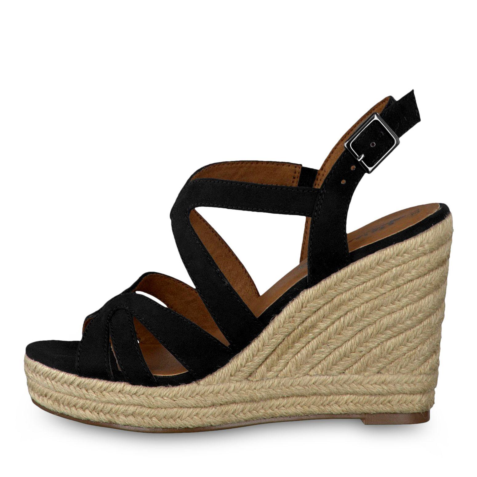 cynara 1 1 28342 28 tamaris sandaletten online kaufen. Black Bedroom Furniture Sets. Home Design Ideas