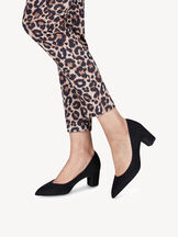 Pumps - schwarz, BLACK, hi-res