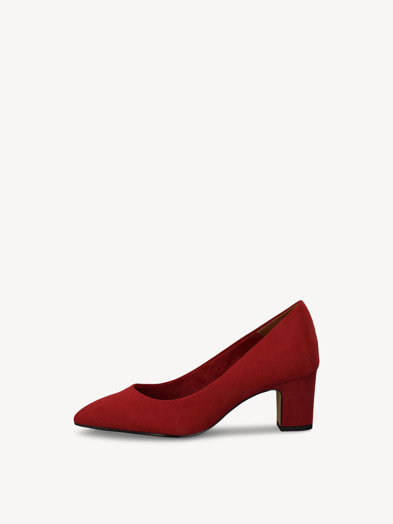 Pumps - red, BRICK, hi-res