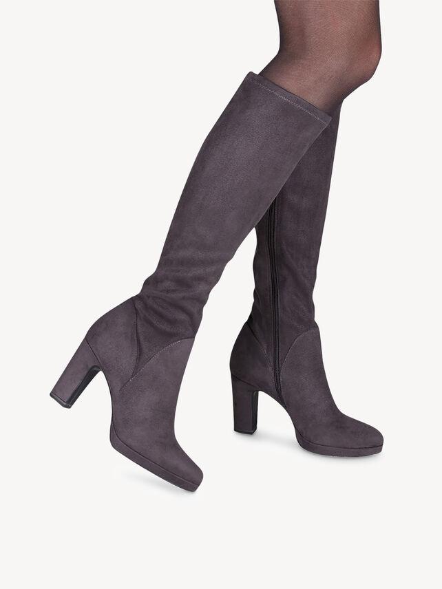 the latest 1b8c9 3ec12 Buy Tamaris Overknee boots online now!