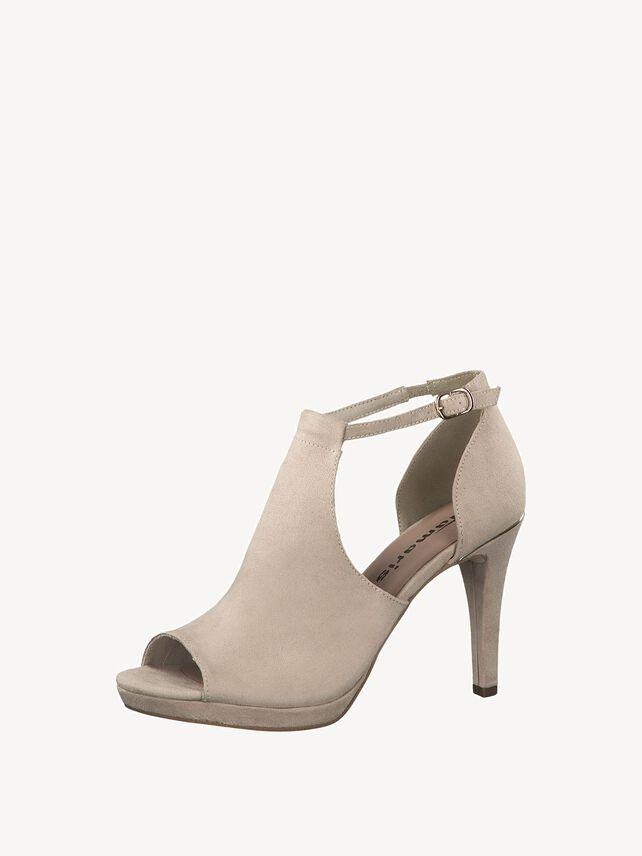 promo code d5c20 39824 Sandaletten in beige für Damen online kaufen - Tamaris ...