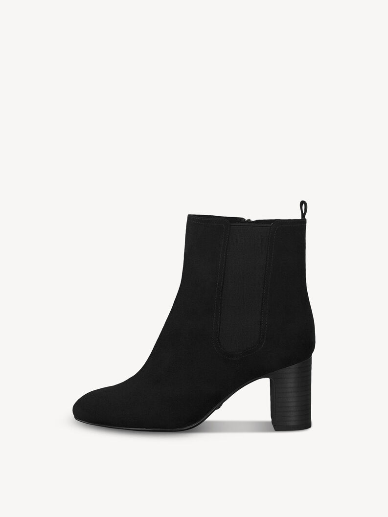 Chelsea boot - black, BLACK, hi-res