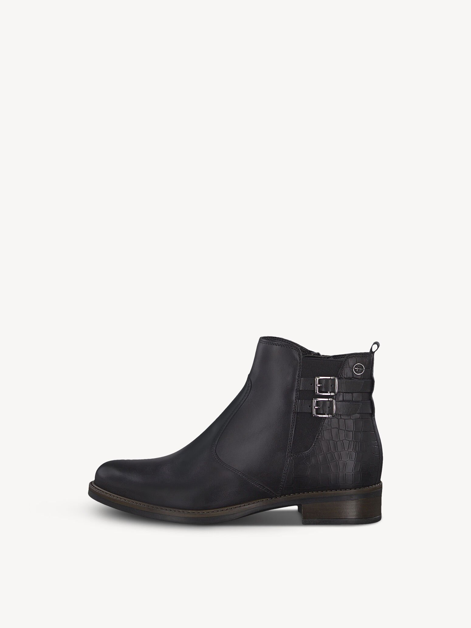 tamaris tamaris ankle boot black