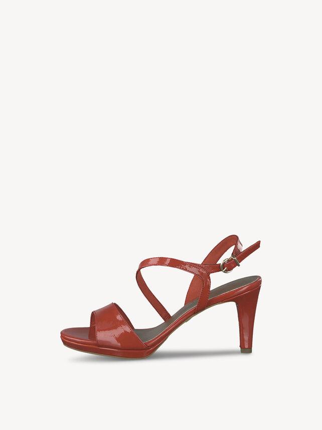 low priced 4d9a8 26d51 Sandaletten in rot für Damen online kaufen - Tamaris Damenschuhe
