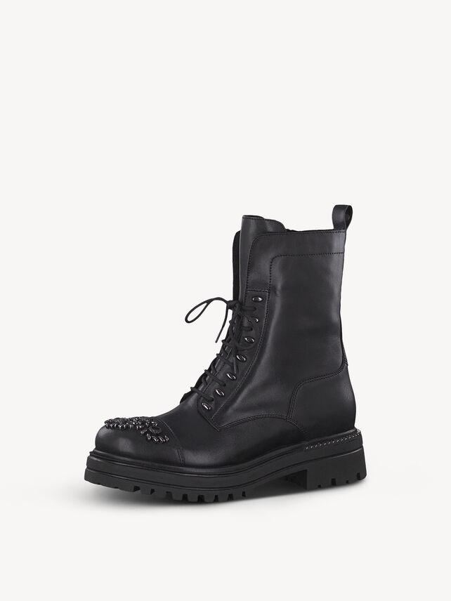 premium selection 26776 45288 Tamaris chaussures femmes - Bottines à lacets