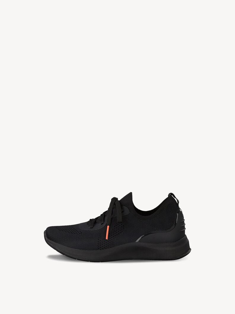 Sneaker - schwarz, BLACK UNI, hi-res