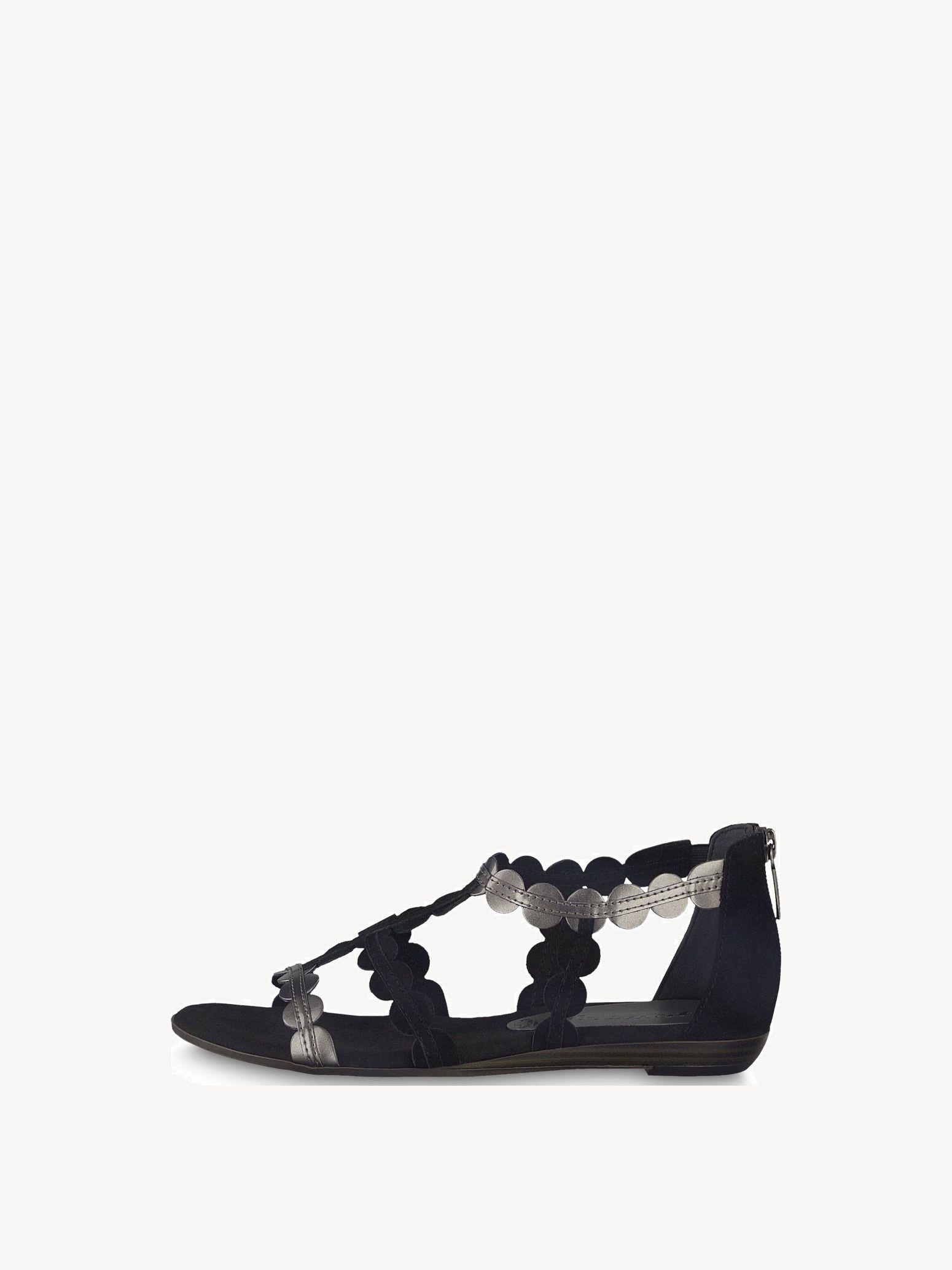 Tamaris Verbena Sandaletten, Obermaterial: Materialmix aus Leder und Textil online kaufen   OTTO