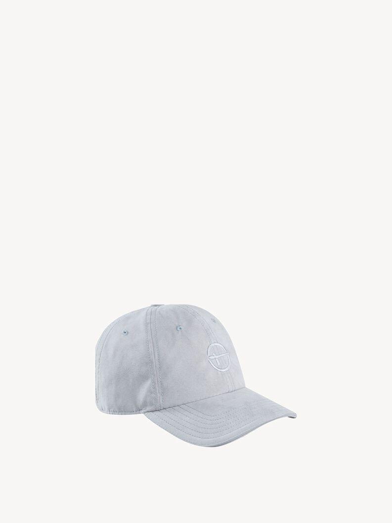 Cap, grey, hi-res
