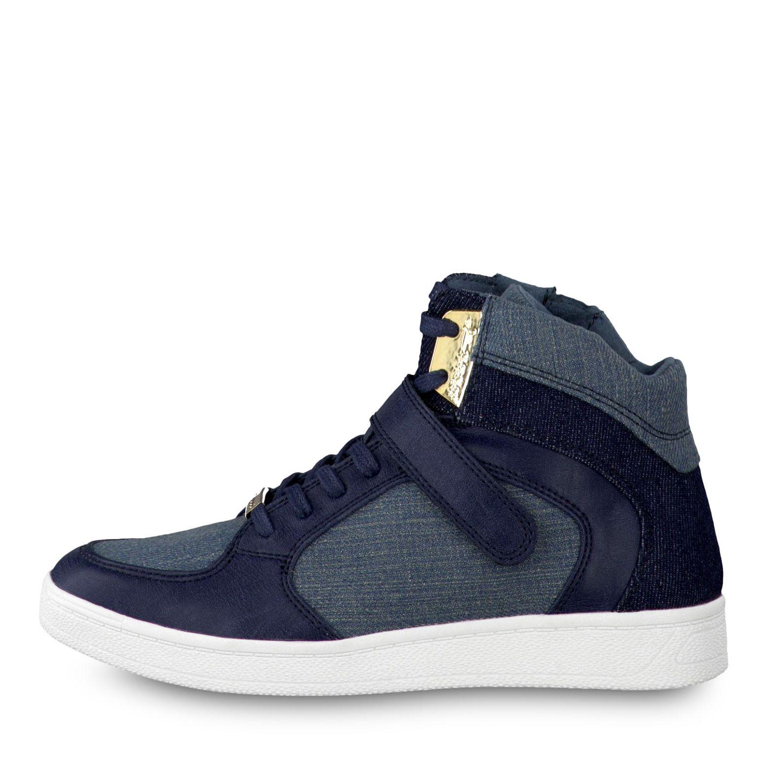 Classique d'automne Chaussures en cuir Bleu 8m0PSLGa4