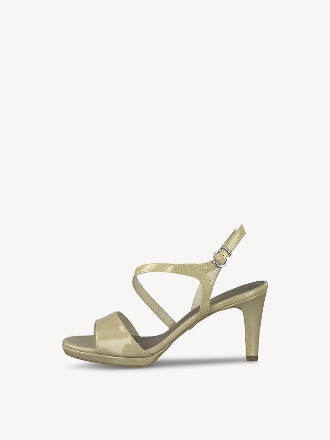 promo code d4d6a 08fda Sandaletten in beige für Damen online kaufen - Tamaris ...
