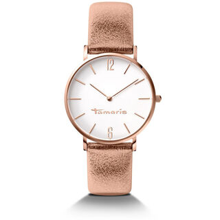 Daniela, Rose Gold Metallic White, hi-res