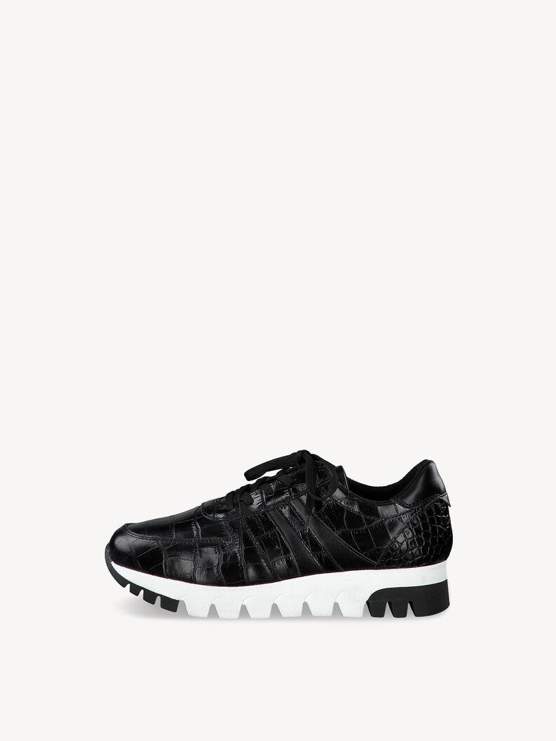 Sneaker - schwarz, BLACK CROCO, hi-res