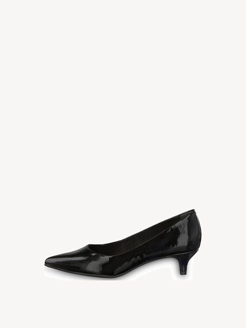 Escarpin - noir, BLACK PATENT, hi-res