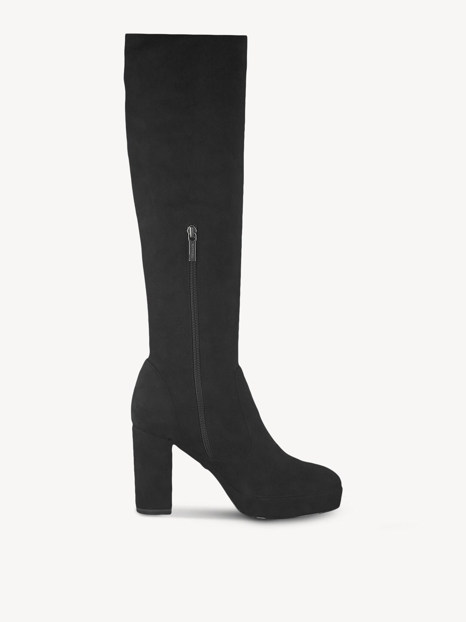 Over Knee Boots TAMARIS 1 25576 33 Black 001