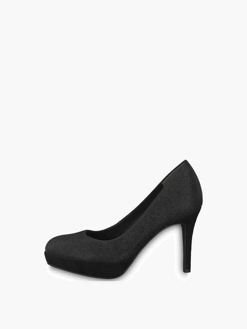High Heel - black, BLACK GLAM, hi-res