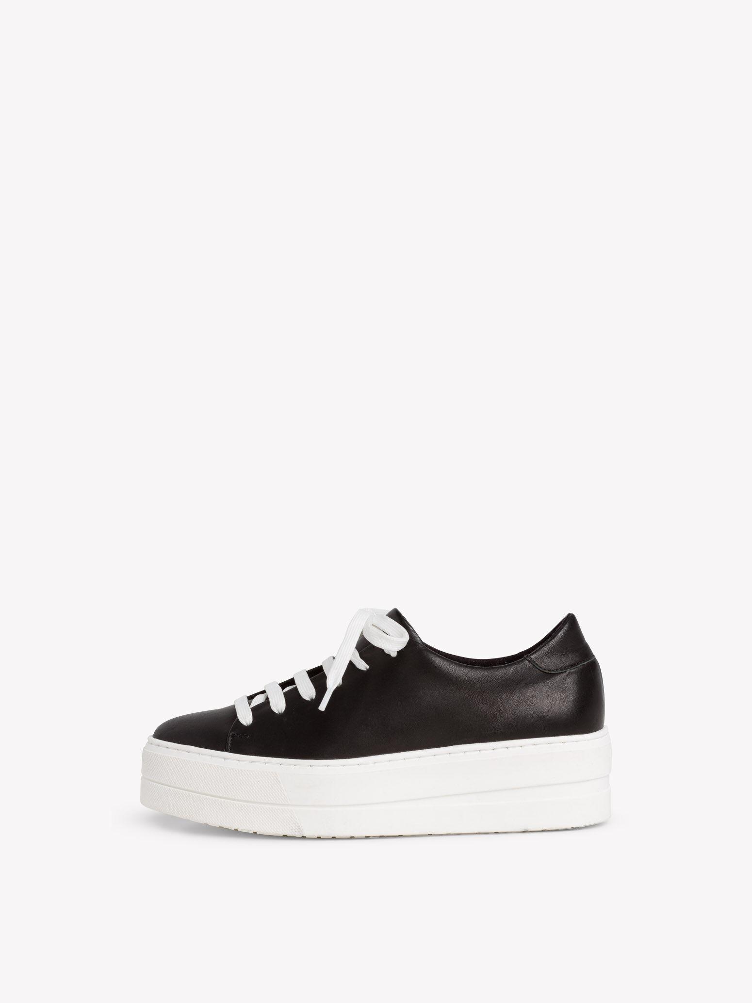 Tamaris Sneaker Damenschuhe Leder Schuhe Schnürer