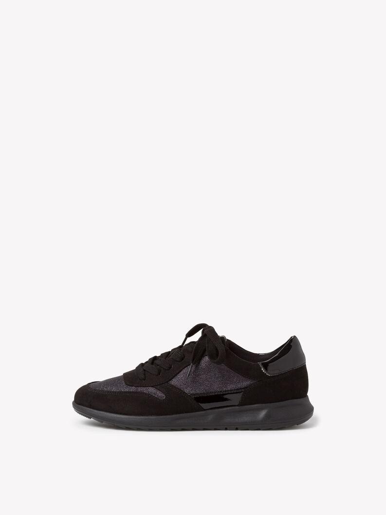 Sneaker - schwarz, BLACK GLAM, hi-res