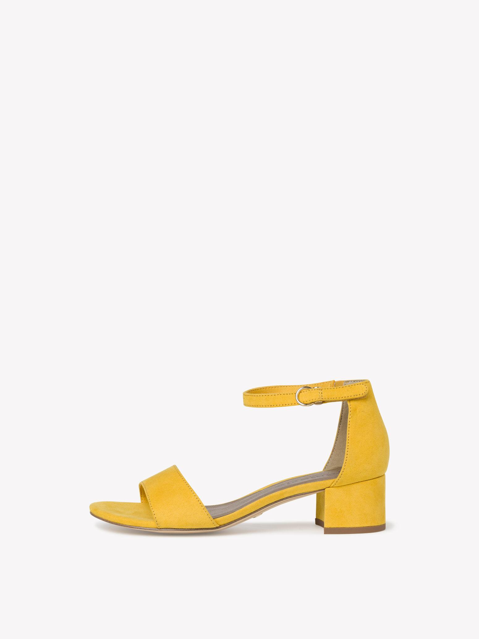 Sandalen in gelb für Damen online kaufen Tamaris Damenschuhe