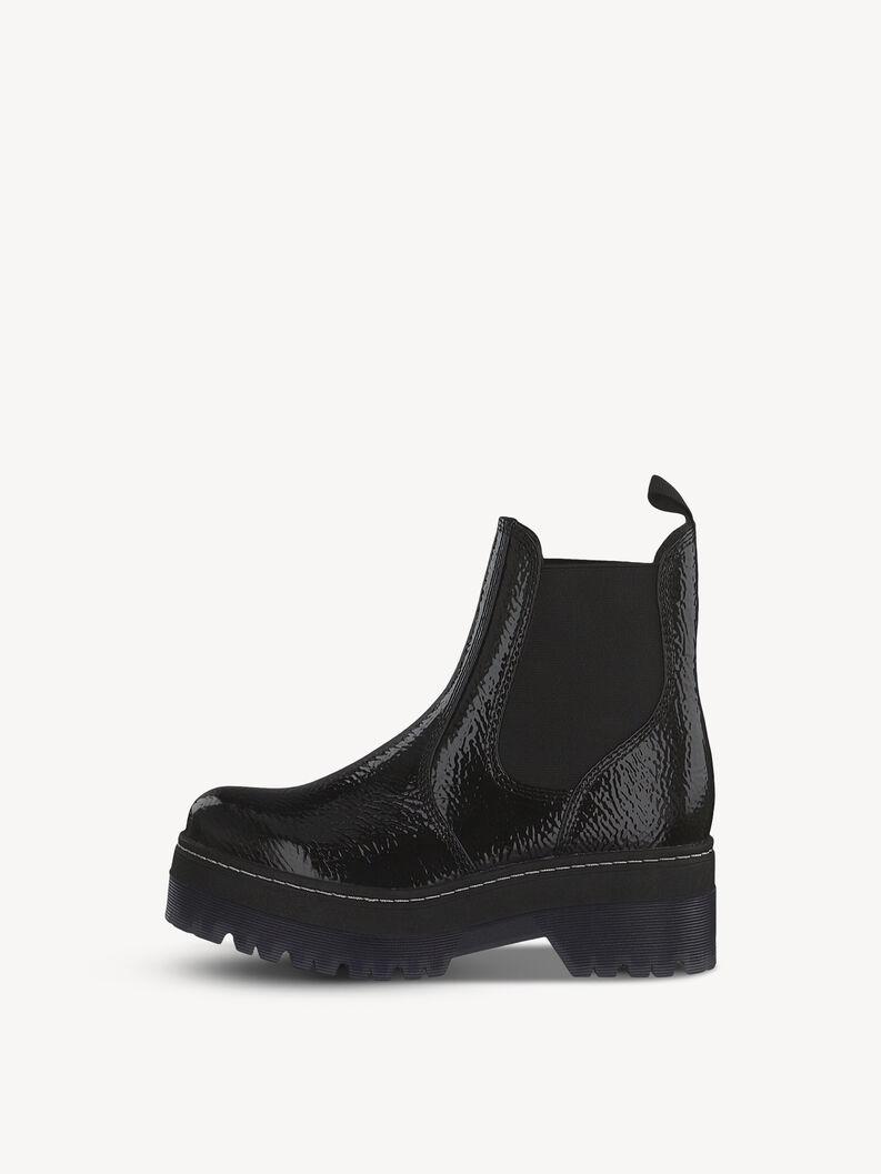 Chelsea Boot - schwarz, BLACK PATENT, hi-res