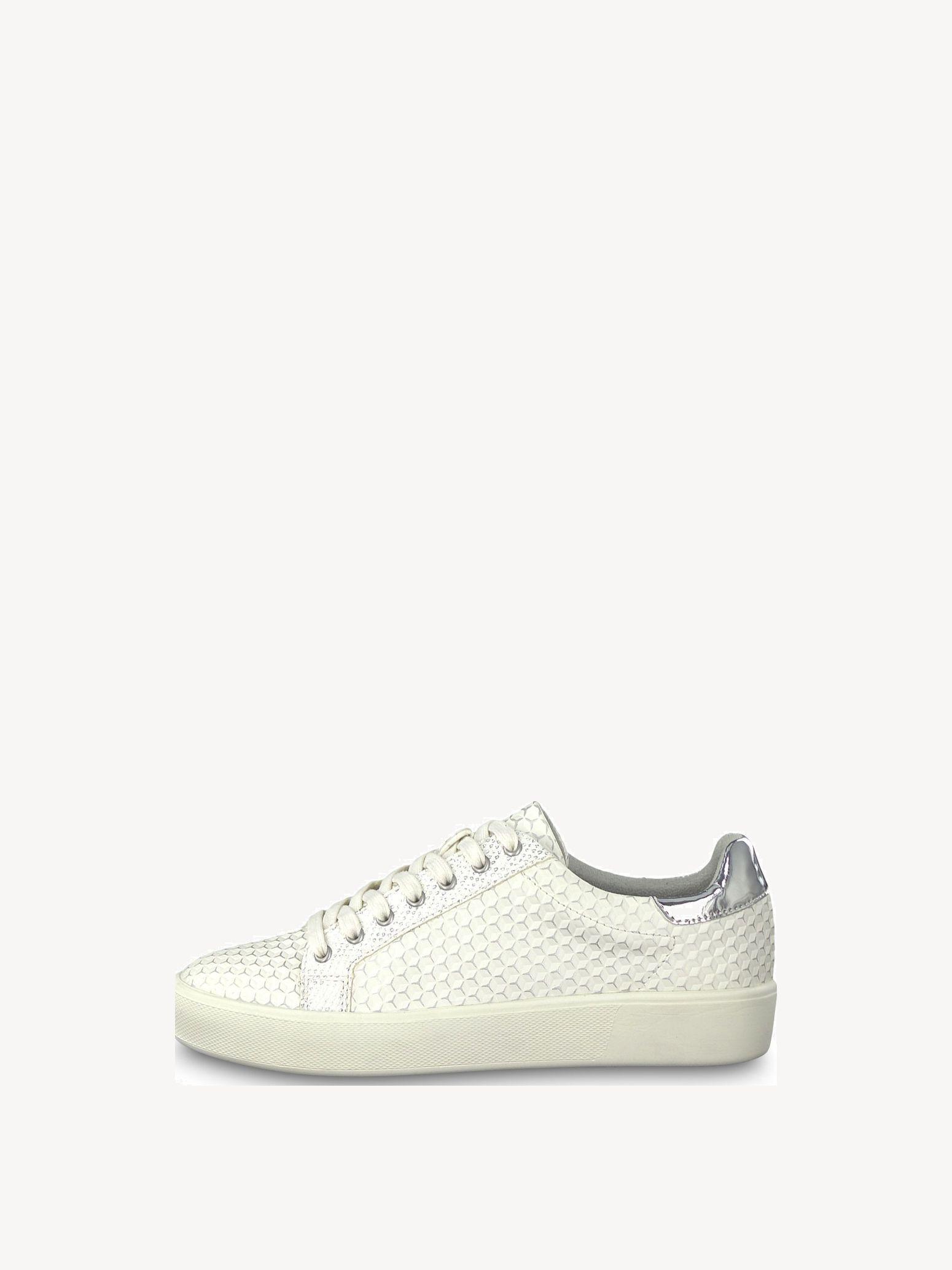 TAMARIS Sneaker weiß 0dxlLBao