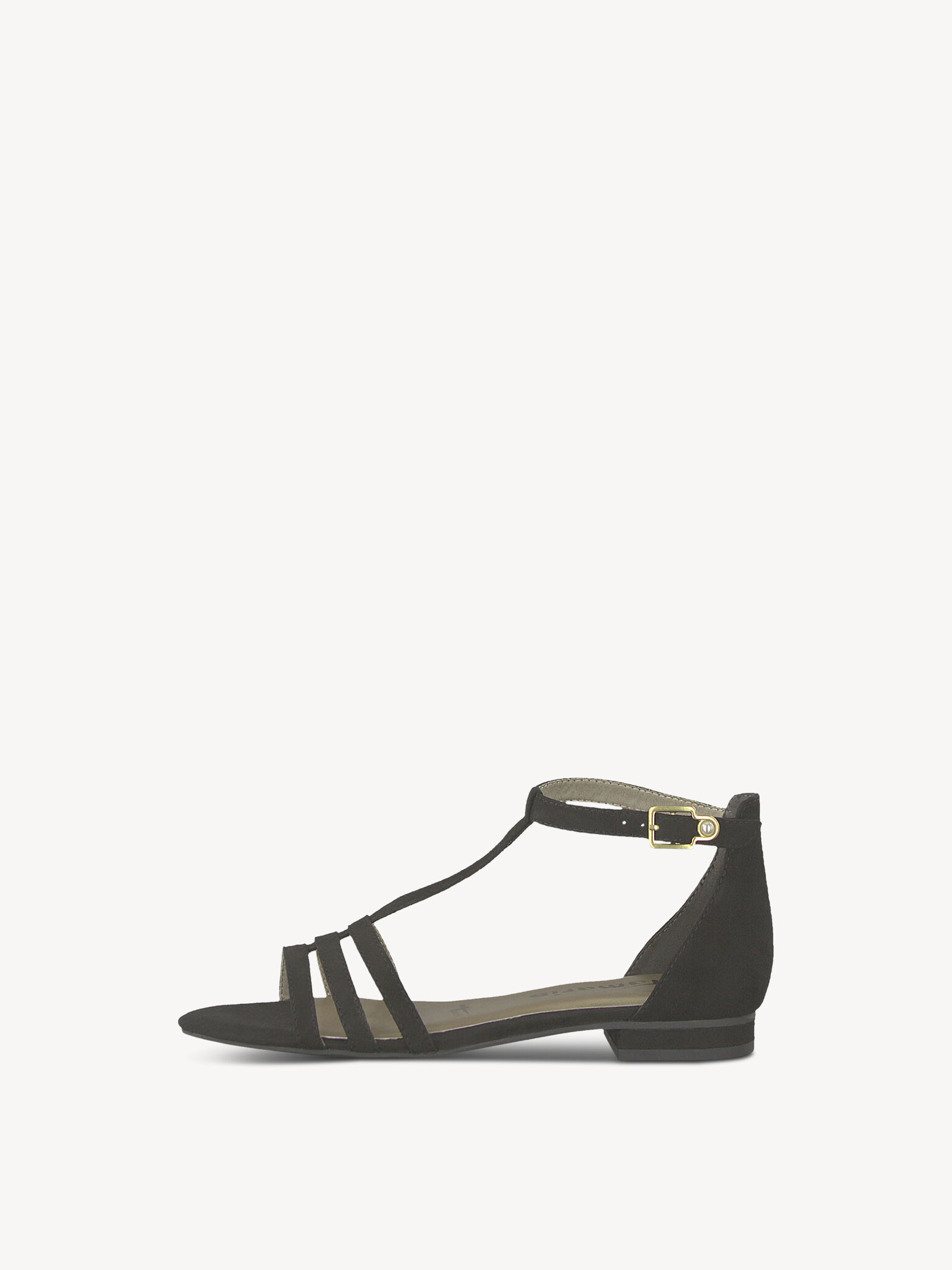 Tamaris Womens Sandals Black Schwarz (BLACK UNI) Size: 3