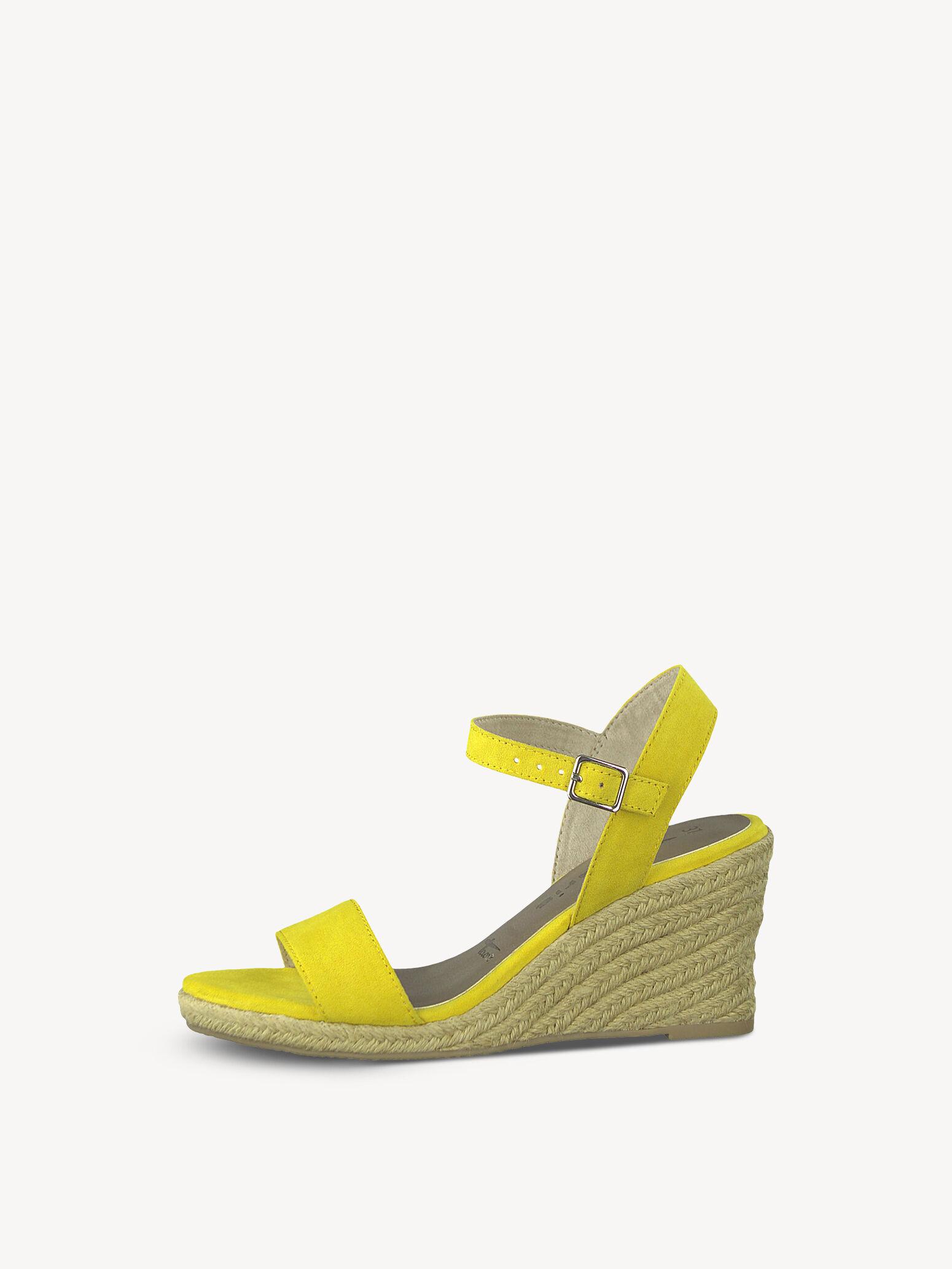 Damenschuhe Für Damen Online Tamaris Gelb Kaufen In Sandaletten bI6Ymgf7yv