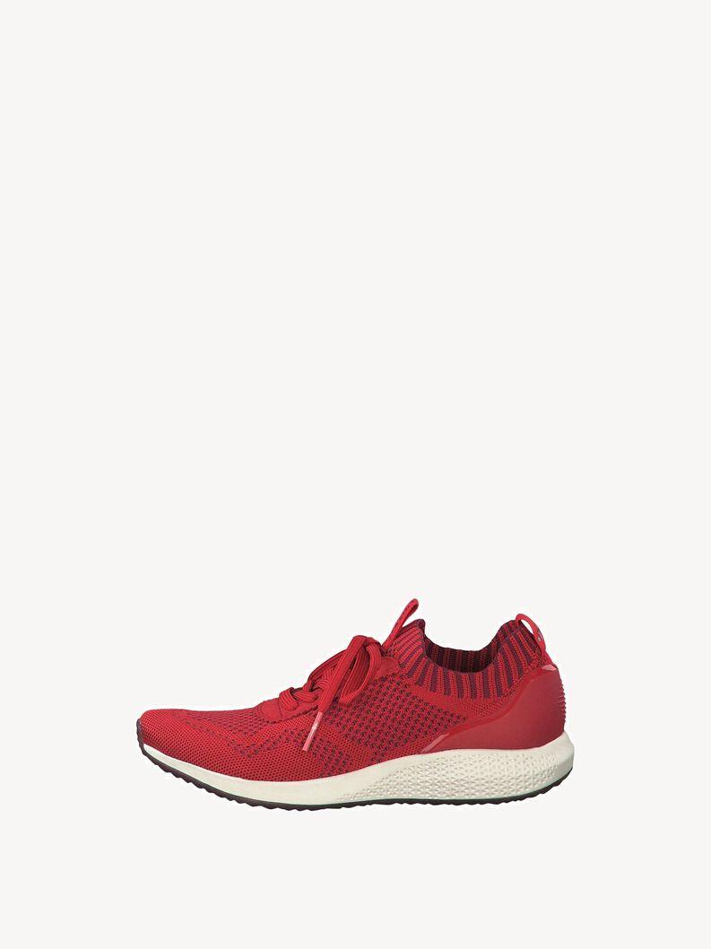 Sneaker - red, SCARLET, hi-res