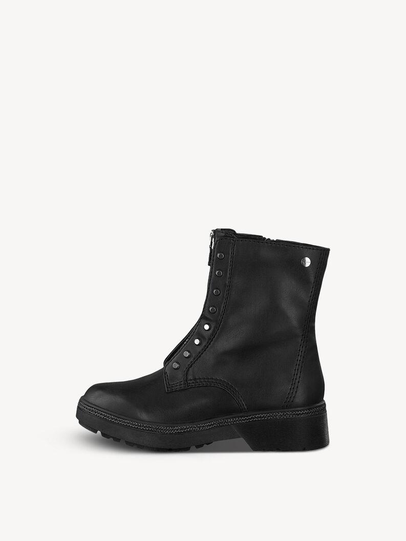 Stiefelette - schwarz, BLACK, hi-res
