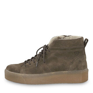 Pieces, OLIVE SUEDE, hi-res