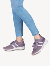 Sneaker - purple, PURPLE, hi-res