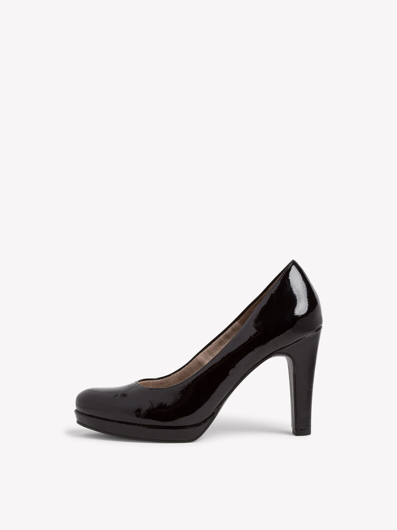 Pumps - zwart, BLACK PATENT, hi-res
