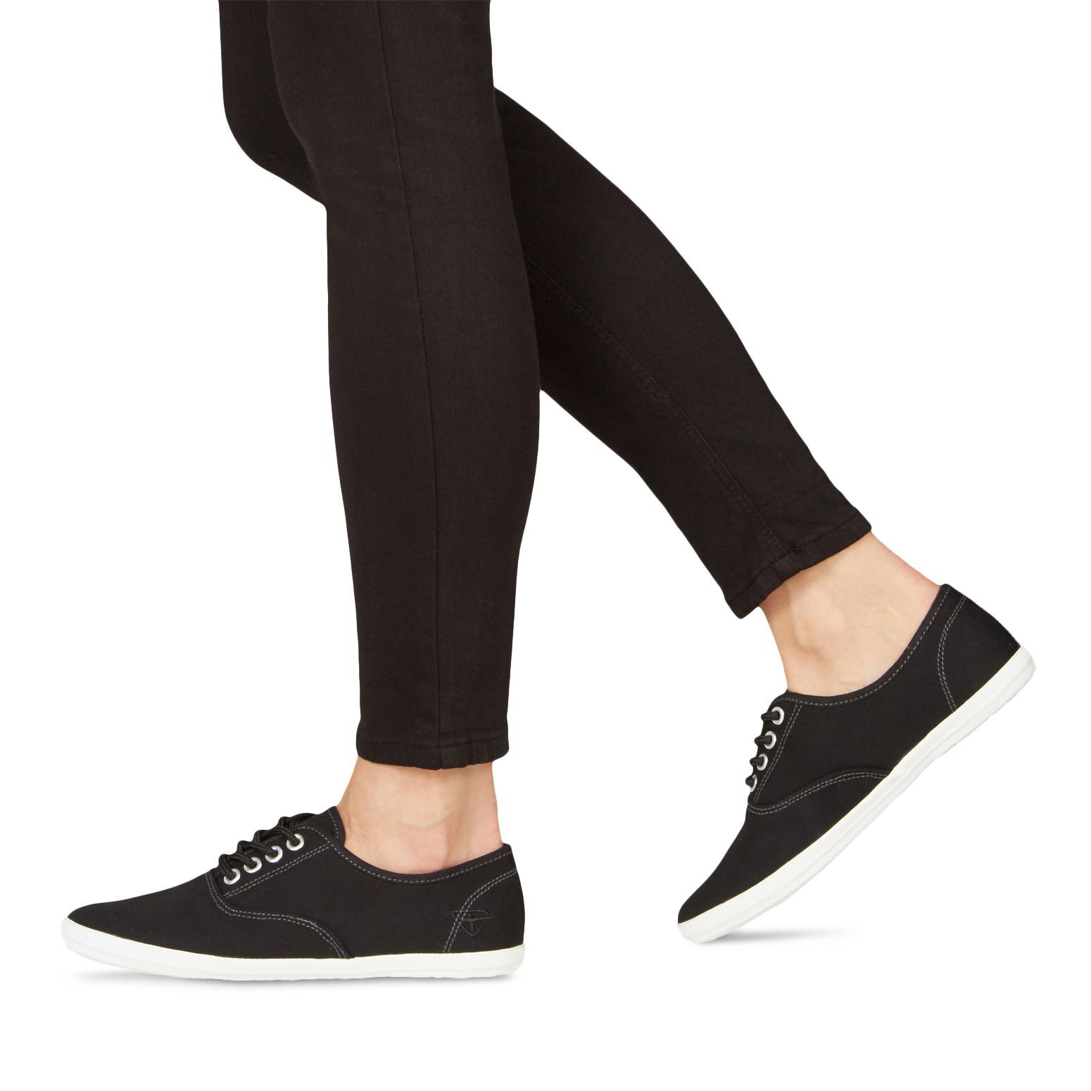 Tamaris 23609 Femmes Chaussures De Sport - Blanc (blanc 100), Maat: 39