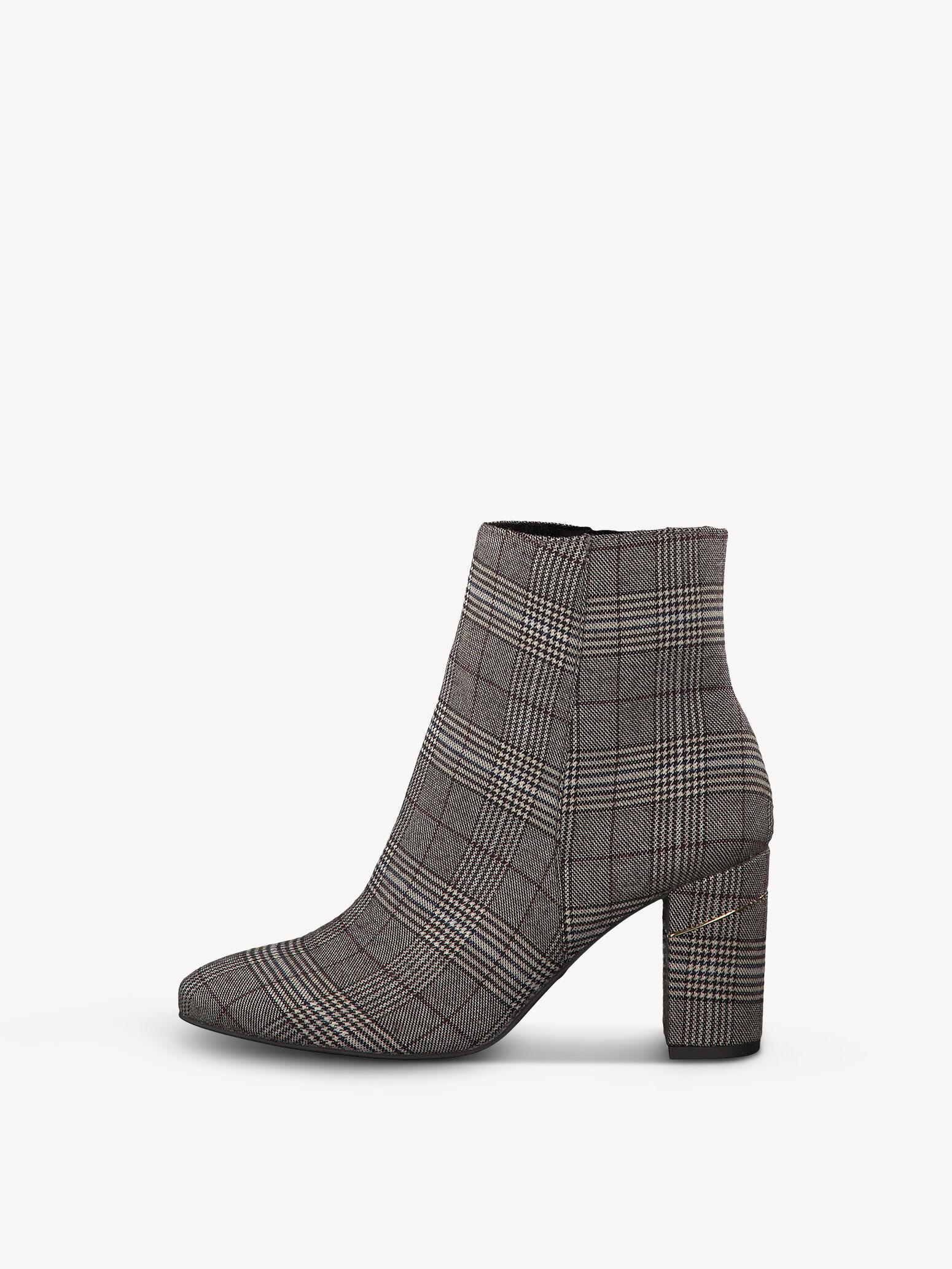 2017 Tamaris Stiefelette Stiefelette Schuhe Boots Hellgrau