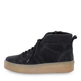 Pieces, BLACK SUEDE, hi-res