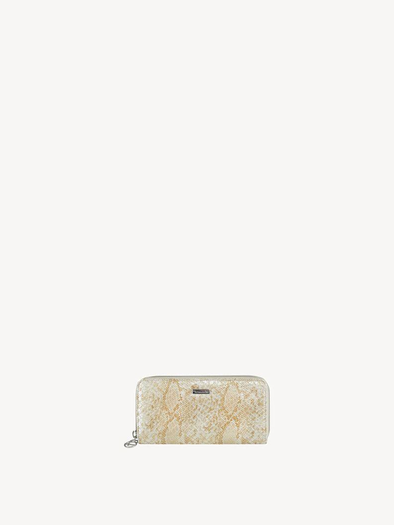 Portemonnaie - beige, gold comb., hi-res