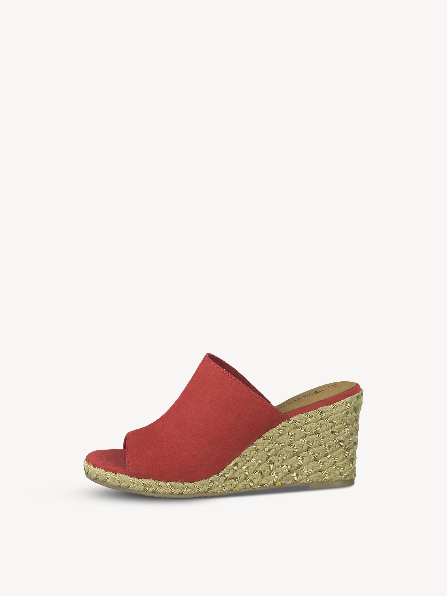 Sandaletten in rot für Damen online kaufen Tamaris Damenschuhe