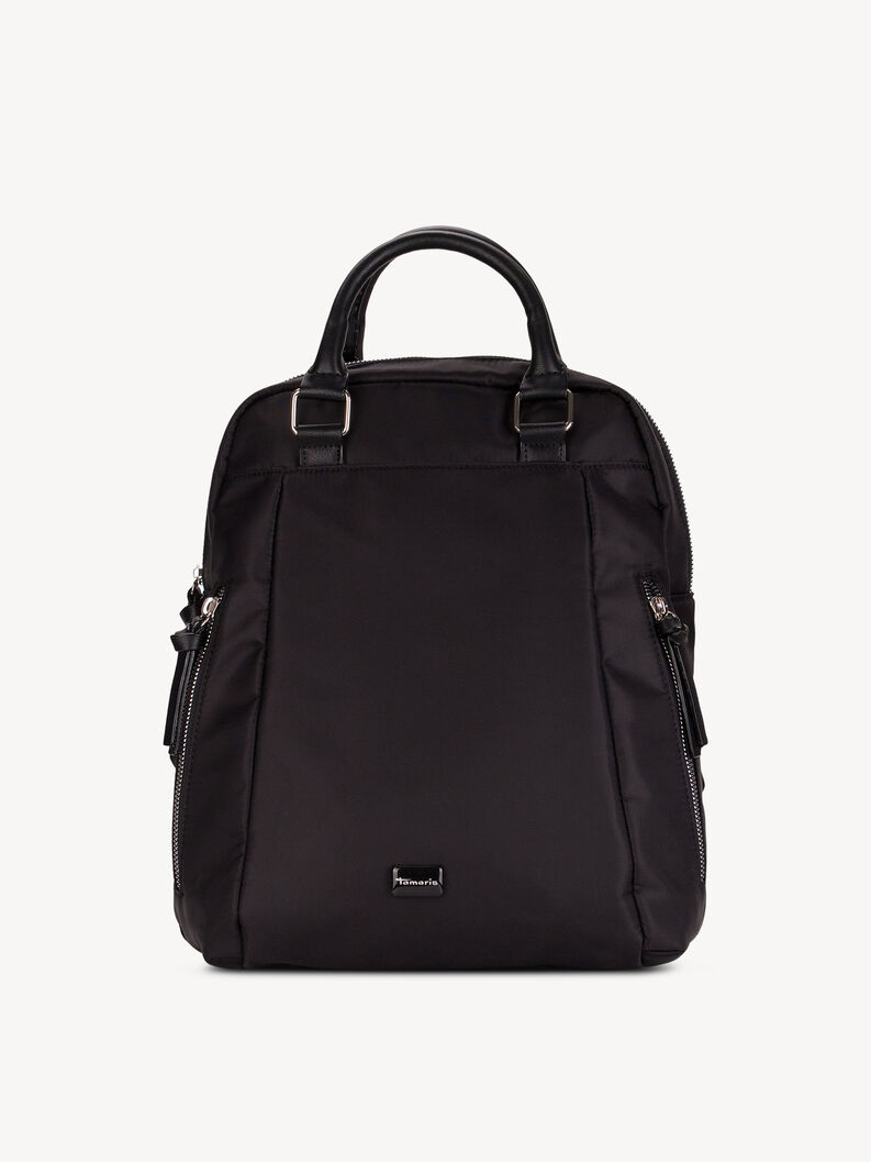 Backpack - black, black, hi-res