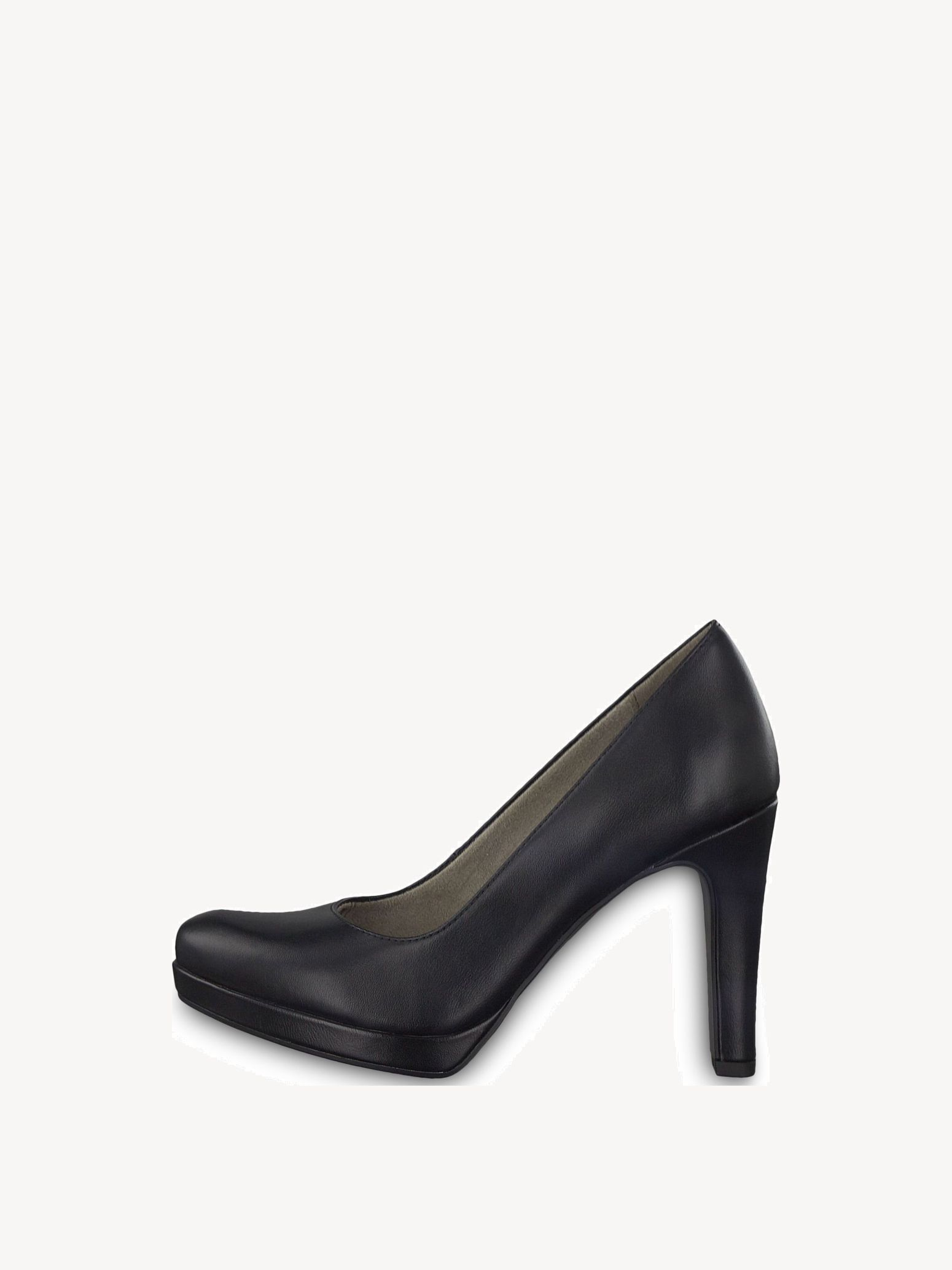 22410 Tamaris Pompes Femmes - Noir (noir Mat 020), Taille: 36