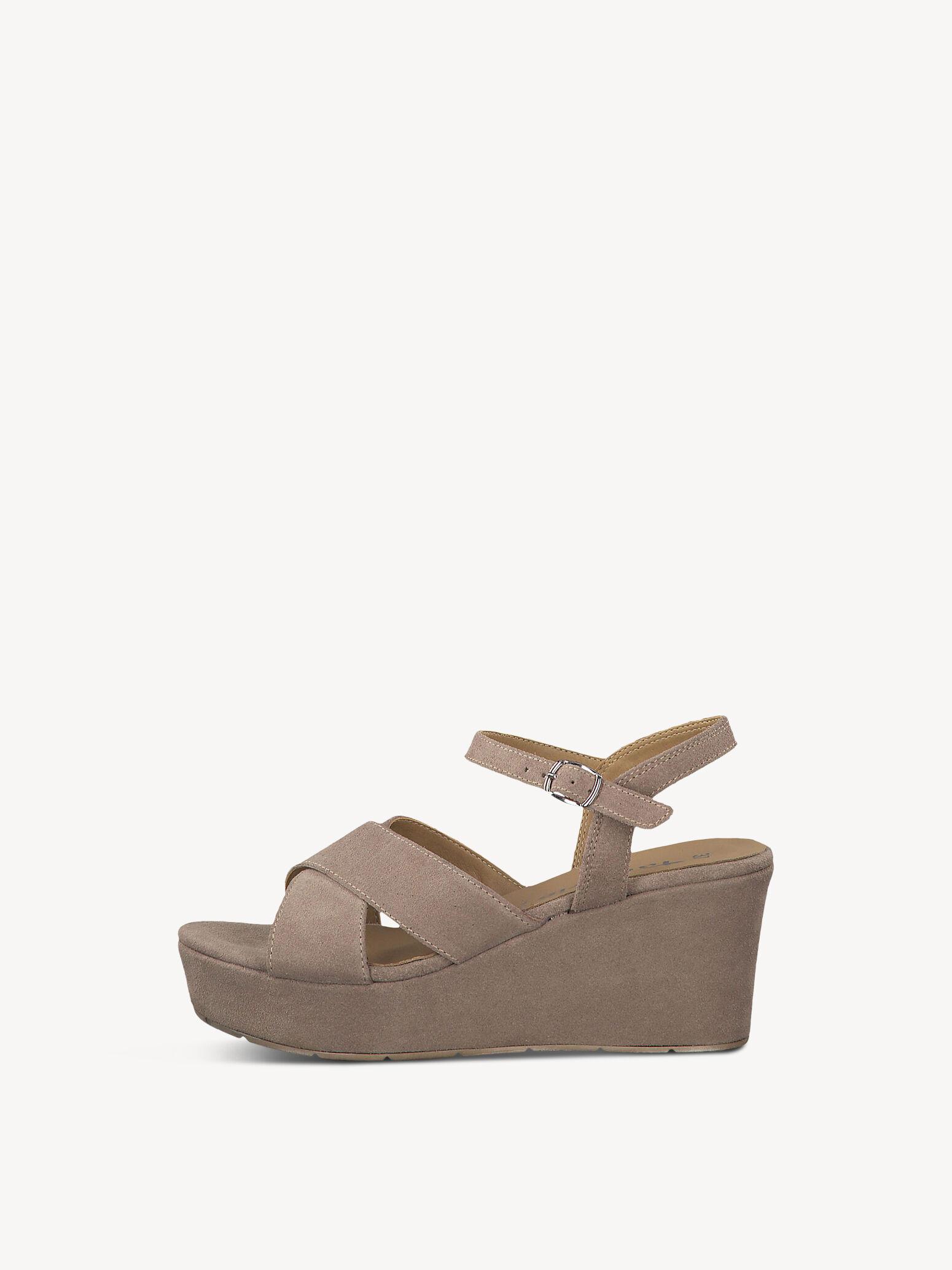 Sandaletten in beige für Damen online kaufen Tamaris