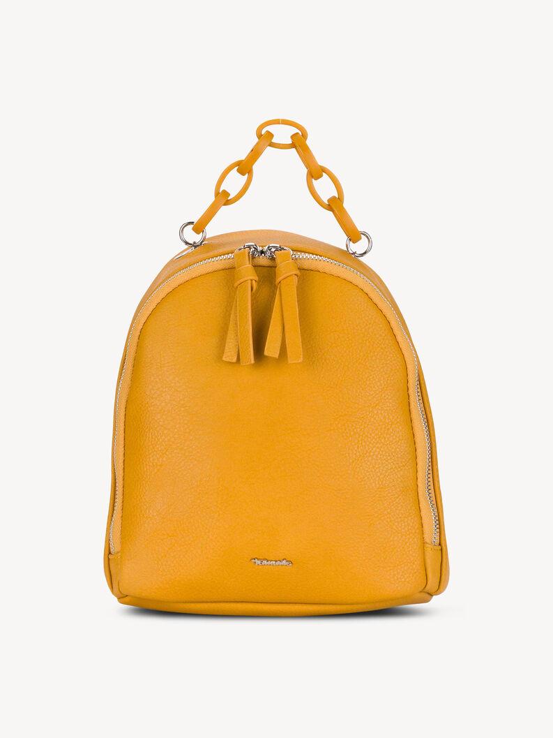 Rugzak - geel, yellow, hi-res
