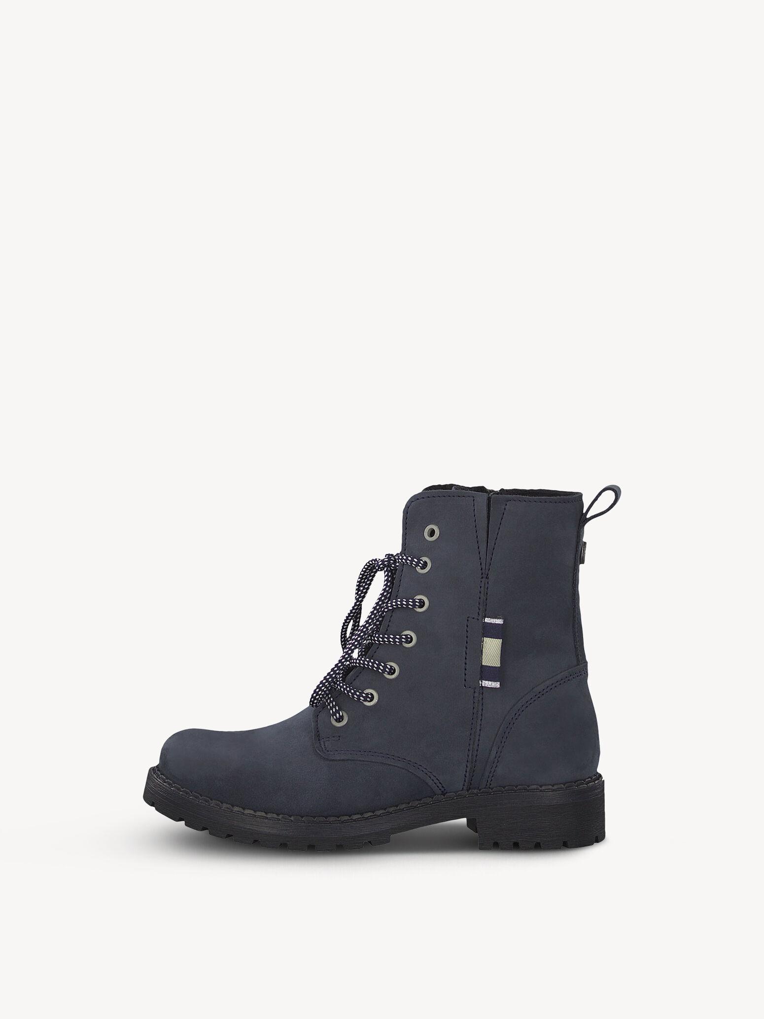 Tamaris Stiefelette Blau Damen Schuhe Klassisch UTWOGUFEI