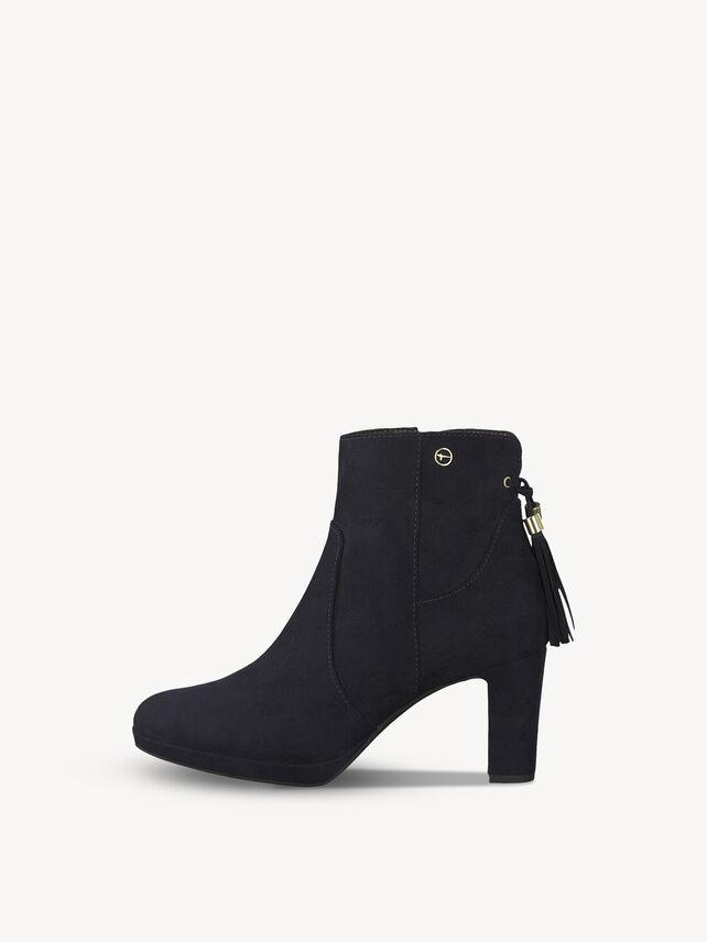 sneakers skate shoes so cheap Stiefeletten in blau für Damen online kaufen - Tamaris ...