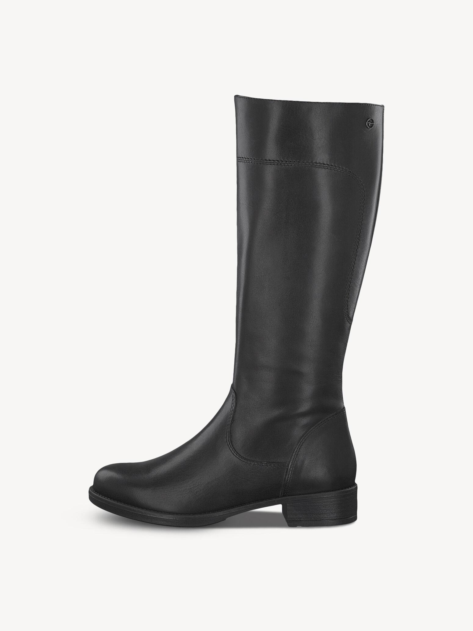 Tamaris Flache Stiefel jetzt online kaufen!