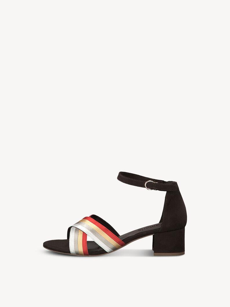 Sandal - brown, MOCCA COMB, hi-res