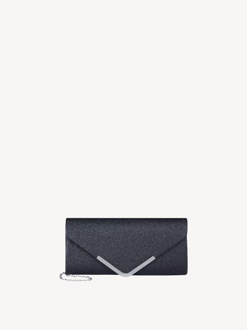 Clutch bag - black, black, hi-res