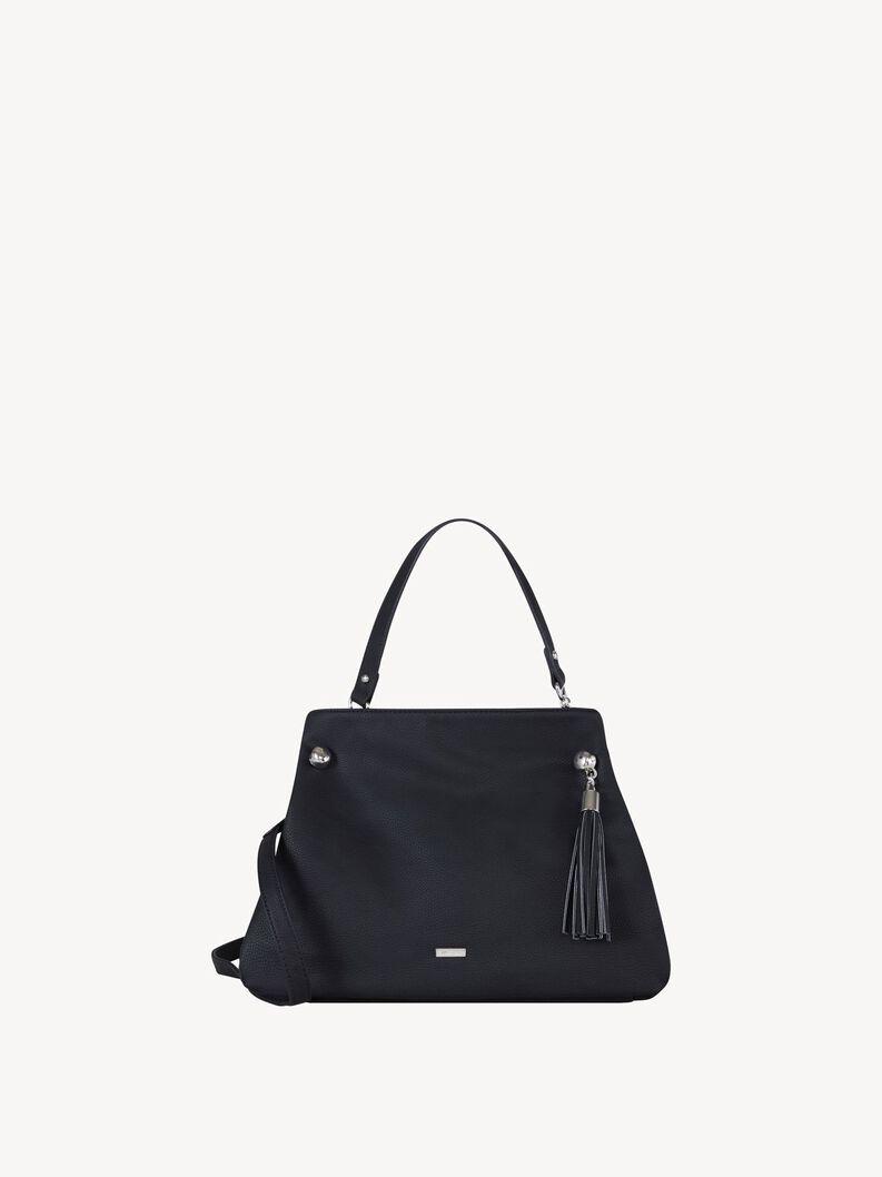 Handtasche - schwarz, black, hi-res