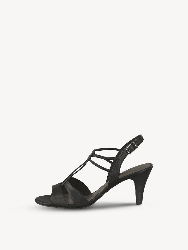Sandal - black, BLACK MATT, hi-res