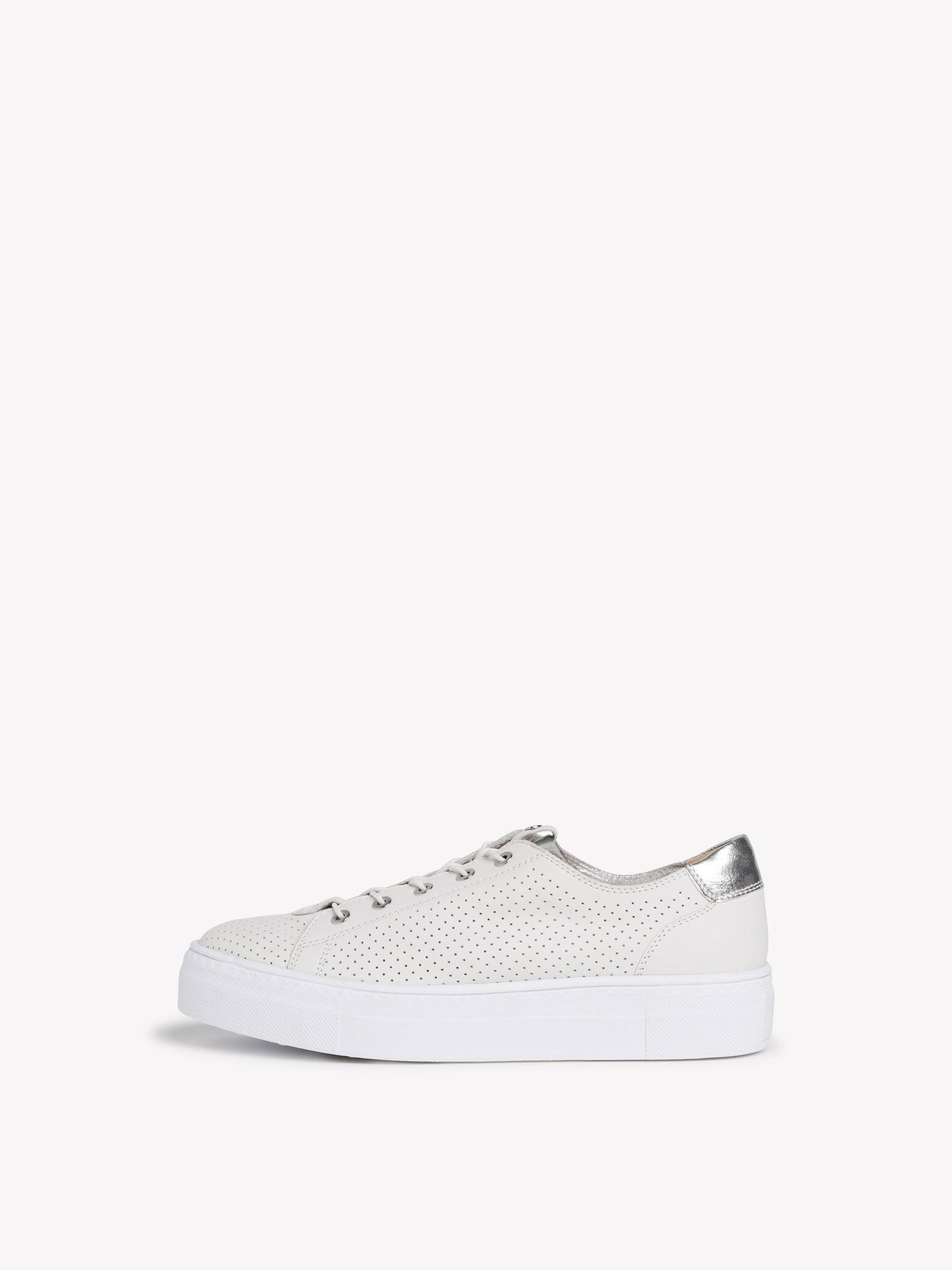 tamaris sneakers white