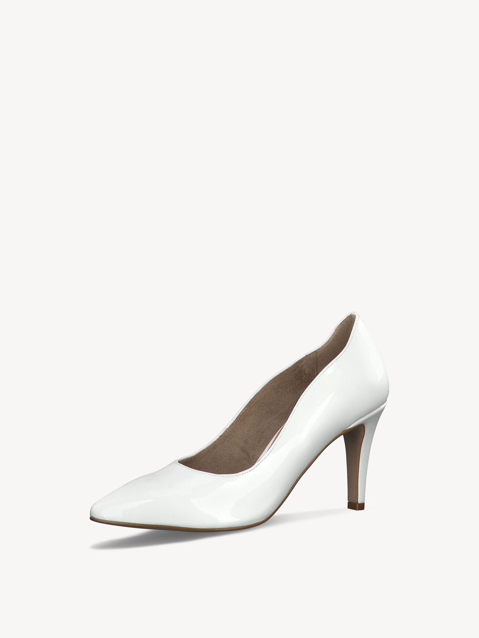 Tamaris Damen Pumps Caxias 22418 22 edler Velours-Look Schuhe schwarz