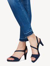 Sandale - bleu, NAVY, hi-res
